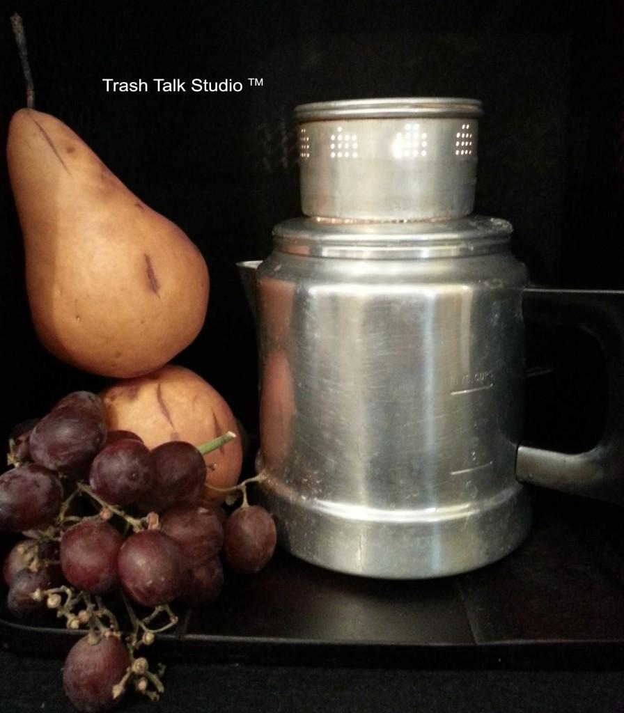 Perk Pot Lamp