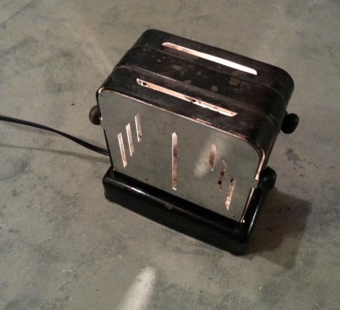 toaster lamp