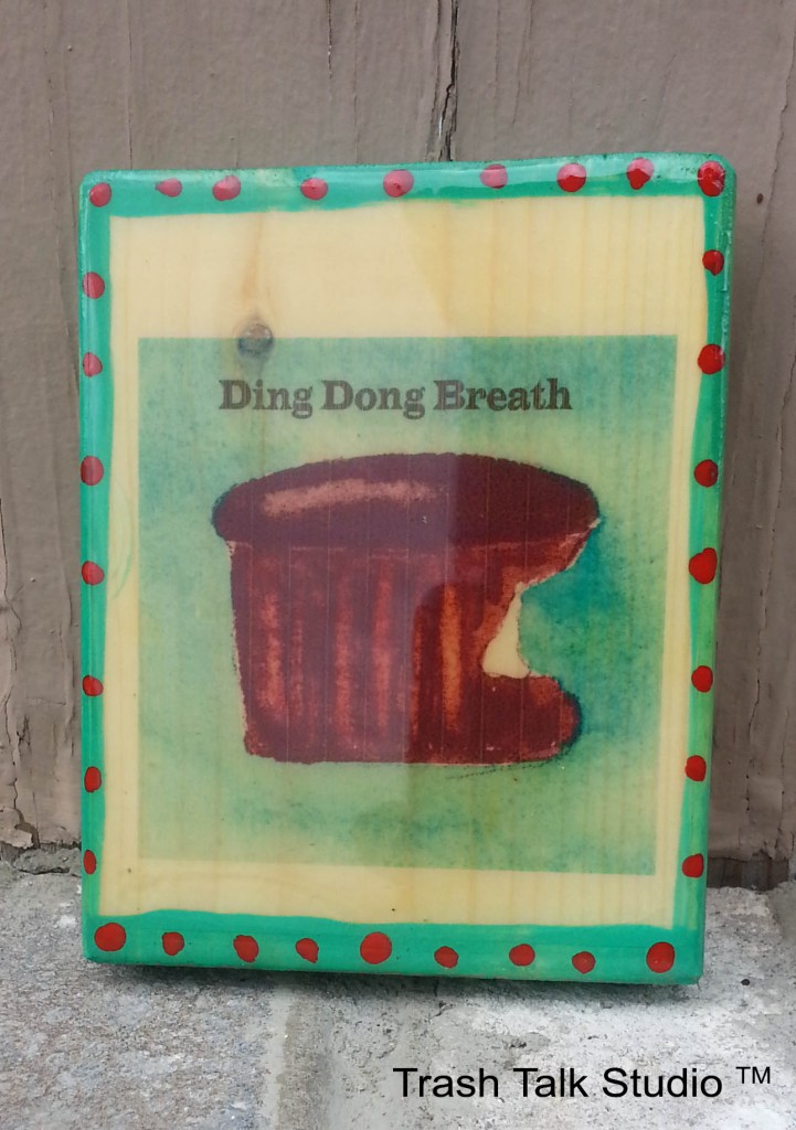 ding dong breath