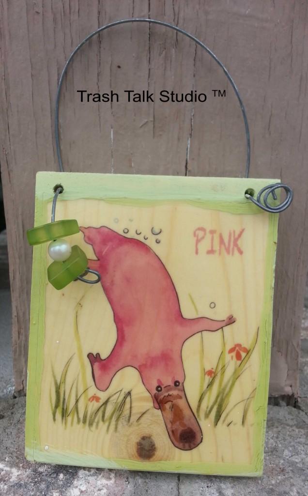 pink plat